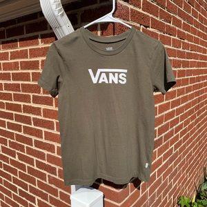Women's Vans T-Shirt